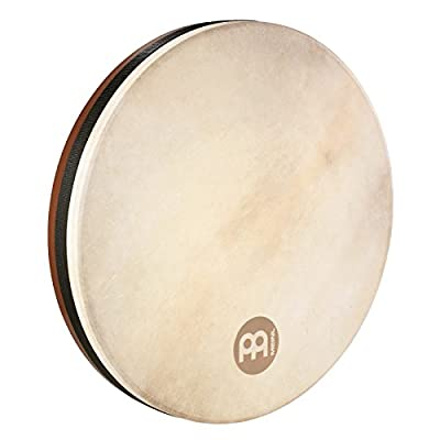 Meinl Percussion FD22T 22-Inch Tar With Goat Skin Head, African Brown from Meinl USA L.C.