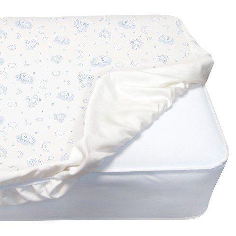 Serta Perfect Sleeper Deluxe Crib Mattress Pad