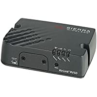 Sierra Wireless Raven RV50X 1103052 Industrial LTE Advanced Gateway Router - DC Power - No Antennas - North America & EMEA