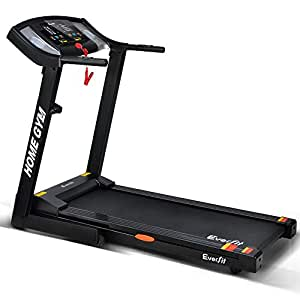 Everfit 1.5HP 12-Program Electric Foldable Treadmill with 120kg Capacity