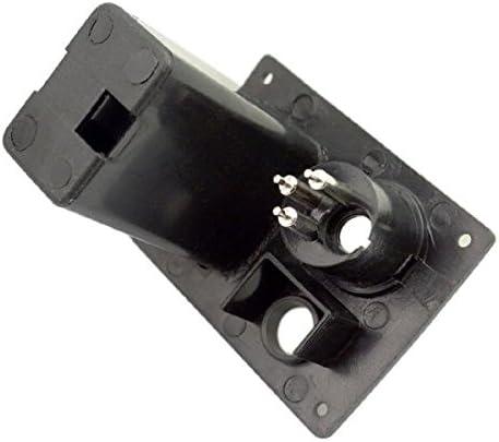 Sharplace 1Pc Guitare Basse Pi/èces Ramassage Actif 9v Support de Batterie//Couvercle//Compartiment /étui