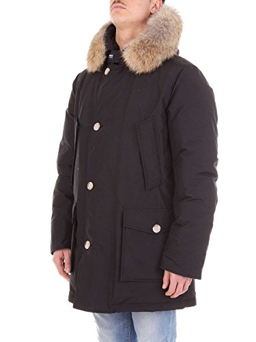 Woolrich Uomo Woolrich Wocps1674cn01 Wocps1674cn01 Nero Giubbotto 5HqBH