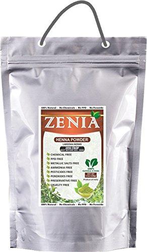 5000 grams Zenia Pure Henna Powder For Hair Dye Hair Color by Zenia