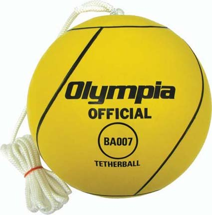 Rubber Tetherballs from Olympia Sports (Set of 3) by Olympia Sports