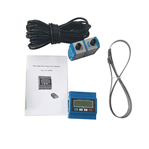 Used, TUF-2000M TM-1 Portable Digital Ultrasonic Flowmeter for sale  Delivered anywhere in Canada