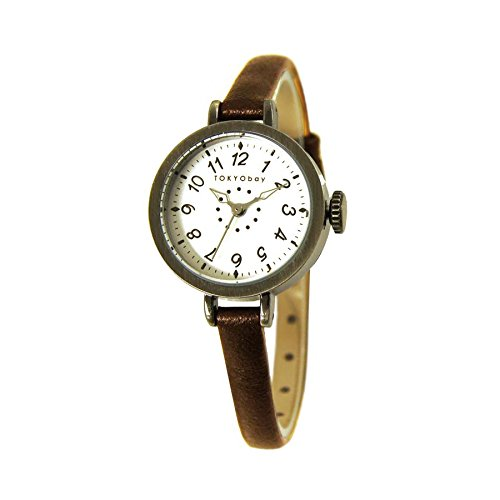 tokyobay-mabel-watch-brown