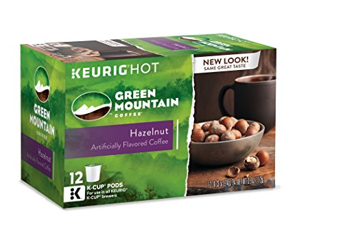 Green Mountain Coffee Keurig Single-Serve K-Cup Pods