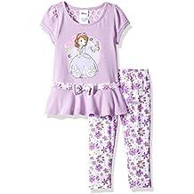 Disney Girls' Princess Sofia Legging Set
