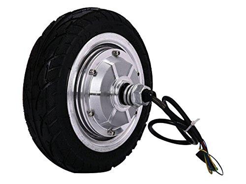 GZFTM 8 Zoll 400W 24v Elektrischer Radnabenmotorelektroroller zerteilt elektrischen Radnabenmotor für elektrischen Roller des Rasiermessers