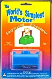 TEDCO Simplest Motor (Age 8+) Colors May Vary