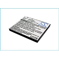 Pearanett 1400mAh Battery Compatible With HP iPAQ hx2000, iPAQ hx2100, iPAQ hx2110, iPAQ hx2115, iPAQ hx2400, iPAQ hx2410, iPAQ hx2415 and others