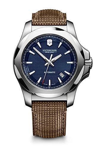 Victorinox 241834 Brown Steel 316 L Man Watch
