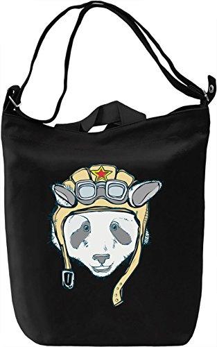 Tankman Borsa Giornaliera Canvas Canvas Day Bag| 100% Premium Cotton Canvas| DTG Printing|
