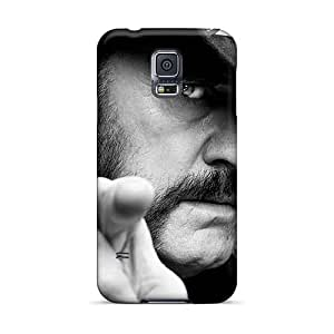 Scratch Protection Cell-phone Hard Covers For Samsung Galaxy S5 (eCP8558vQQL) Provide Private Custom High Resolution Motorhead Band Series