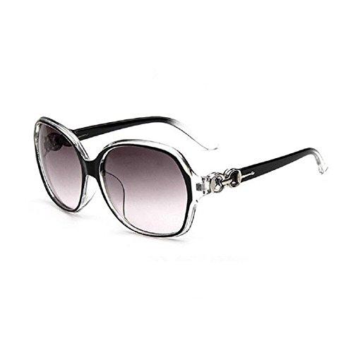 de Gafas de Ruikey Sol Negro Señora la 1 Gafas la Polarizadas Aire de de Libre Sol Sol de Gafas al Manera xgx4qFwIOn