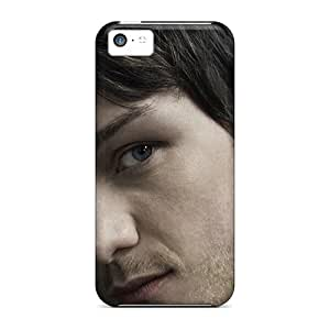 First-class Case Cover For Iphone 5c Dual Protection Cover James Mcavoy