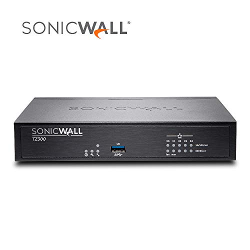 SonicWall TZ300 Network Security Appliance 01-SSC-0215