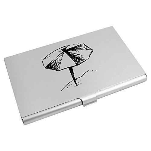 CH00011617 Holder Credit Card Wallet Azeeda Umbrella' 'Parasol Business Card wnqxF48T