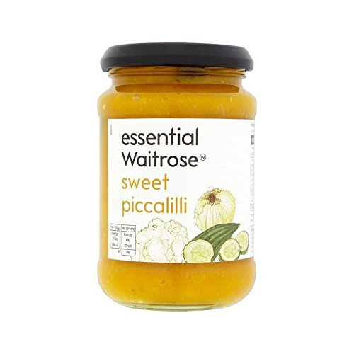Sweet Piccalilli essential Waitrose 275g - Pack of 6