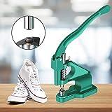 Grommet Machine Hand Press Kit Heavy Duty Manual
