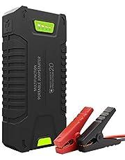 Auto Starthilfe,1000A Spitzenstrom 20000mAh 12 Volt Tragbare Batterie-Zusatzenergie-Bank (für alle Benzin-Fahrzeuge, bis zu 8.0L Dieselmotoren) Auto Starter