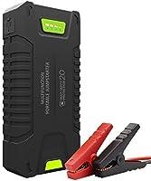 Auto-Starthilfe,1000A Spitzenstrom 20000mAh 12-Volt-Tragbare Batterie-Zusatzenergie-Bank mit LED-Notfalltaschenlampe ( für Benzin-Fahrzeuge, bis zu 8.0L Dieselmotoren) und für Laptop, Smartphone, Tablet Dr.Auto