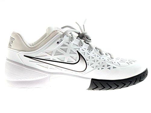 Tennis metallo Tennis Nike Uomo Da Scarpe argento Bianco dqZZYaHx