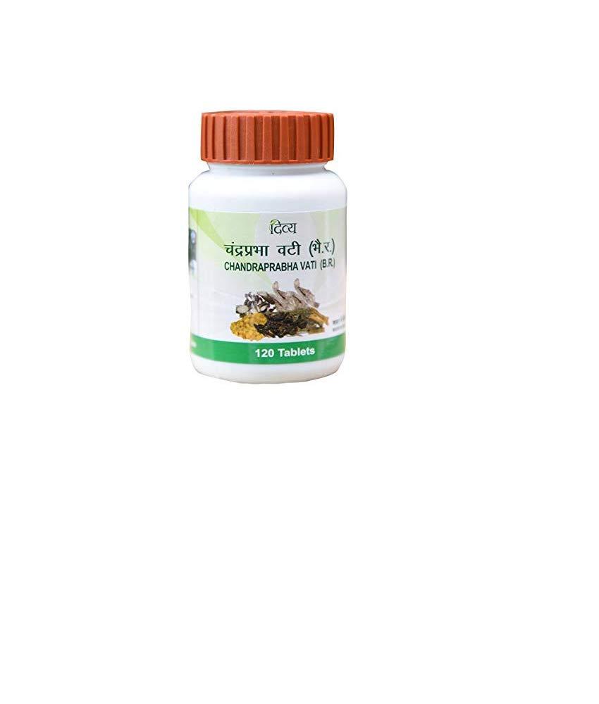 Patanjali Chandraprabha Vati - 80 Tab (Pack of 3)