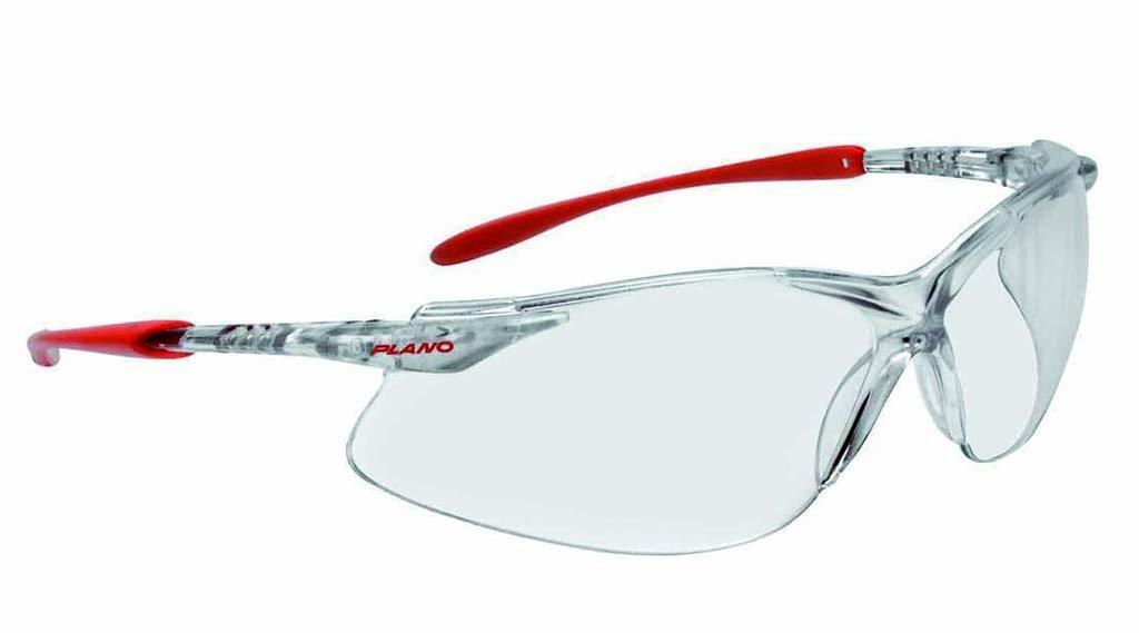 Plano PLO6G171ZZ Eyeware Occhiale di Protezione, Lente Antigraffio PNOG17