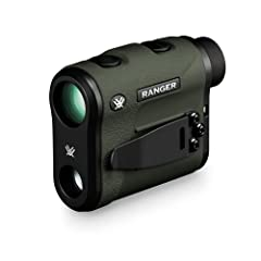 Don't let the size of the Vortex Ranger 1800 Laser Rangefinder fool you. Vortex presents a new line of rangefinders that can range targets up to 1800 yards. The Vortex Ranger 1800 Laser Rangefinder has a range up to 1,800 yards and is perfect...
