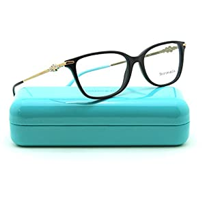 Tiffany & Co. TF 2133B Women Cat-Eye Eyeglasses RX - able (8001) 53mm