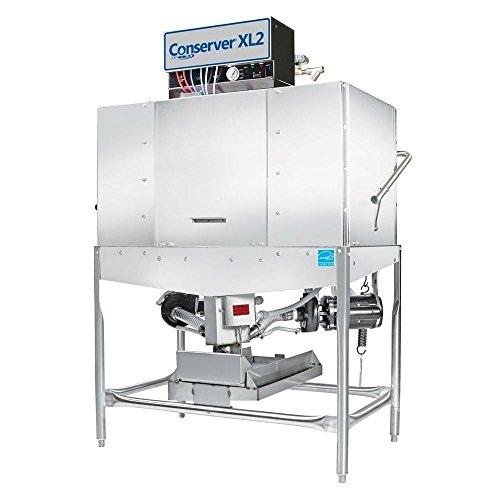 Jackson Conserver XL2 Straight-Thru Operation Dishwasher by Jackson