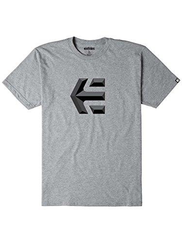 Camiseta Etnies: Mod Icon GR Gris