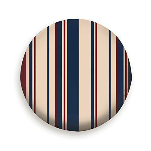 huagu Retro USA Color Fashion Style Stripe Polyester Waterproof Spare Tire Cover Wheel Covers Universal Tires Protectors