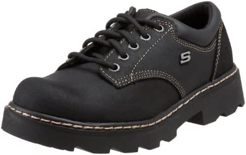 Skechers Women's Parties-Mate Oxford Shoe