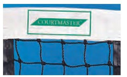 Tennis Court Accessories - Courtmaster Deluxe Net by Har-Tru