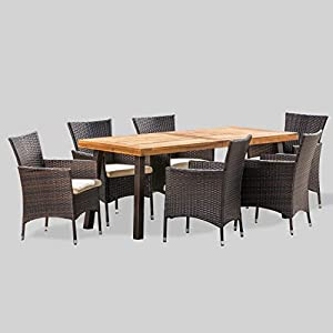 41zI2sKyUWL._SS300_ Wicker Dining Tables & Wicker Patio Dining Sets