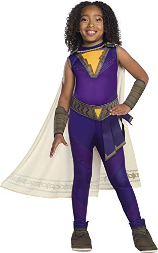 Rubie's Shazam! Child's Darla Deluxe Muscle Chest Costume, Small]()