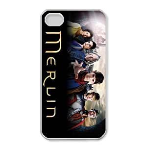 iphone4 4s Phone Case White Merlin WE1TY684830
