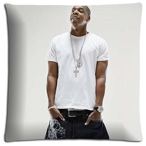 Home funda de almohada de precio más bajo Jay Z elegante con ...