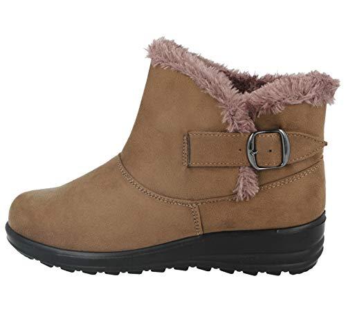 Stivali Unisex Footwear Chelsea Donna Da Adulti buckle Taupe Foster Ragazza' 56xqwdax