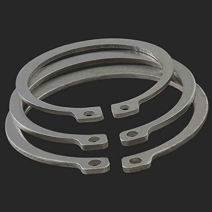 DIN 472 Internal Retaining Rings Stainless Spring Steel 300 pcs M20