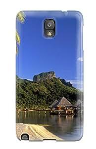Albert R. McDonough's Shop Hot Snap-on Bora Bora Hard Cover Case/ Protective Case For Galaxy Note 3 7276607K88648634