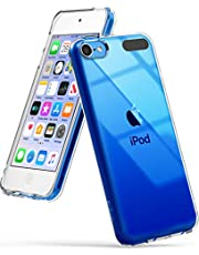 """Ringke Air Made for iPod Touch 7 Case, iPod Touch 6 Case, iPod Touch 5 Case, Transparent Slim 4.0"""" Cover - Clear"""