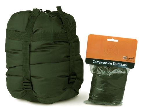 - Snugpak Compression Stuff Sacks, Olive, Small