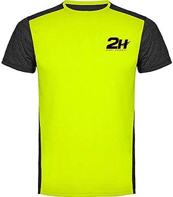 Camiseta pádel y Tenis Hombre 2H Magnum