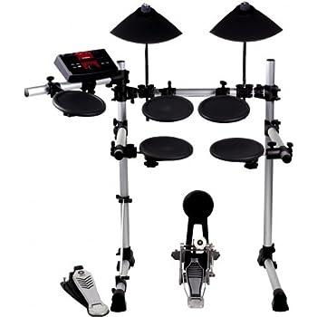 Amazon Com Yamaha Dtxplorer Electronic Drum Kit Musical