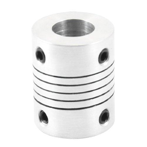 Uxcell a14010900ux0545 10mmx10mm D19L25 CNC Shaft