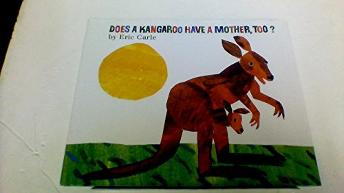 Price comparison product image Does a Kangaroo Have a Mother,  Too