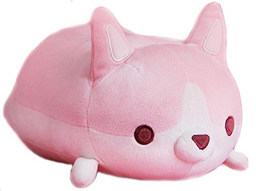 Corgi Dog Shaped Plush Pillows Soft Toys Doll Vent Creative Butt (Dog Corgi Doll)